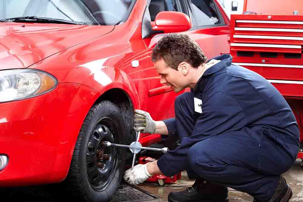 Certification for Car Mechanic