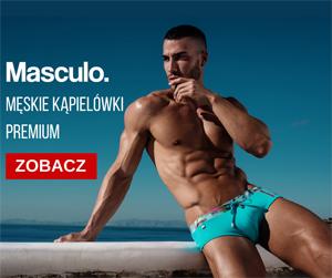 spodenki i szorty kąpielowe męskie od Masculo.pl