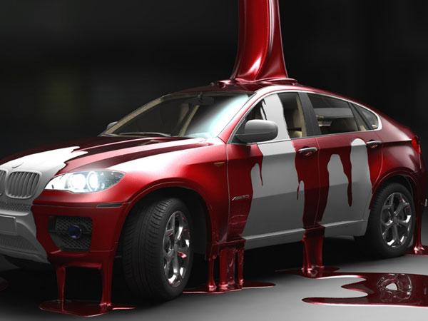 car painting Dubai