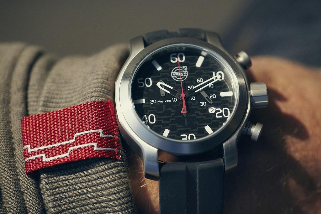 Volvo truck watch