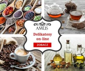 kawa mielona smakowa w sklepie Amus.pl