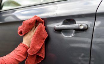 przygotowanie auta do sprzedaży